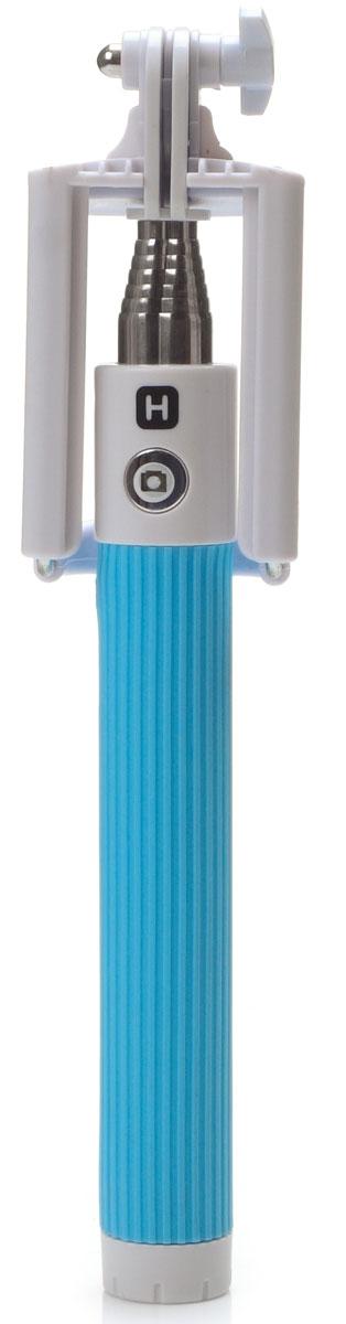 Harper RSB-105, Blue моноподH00000533Harper RSB-105 - телескопический моноподдля проведения фото и видеосъемки с максимальной нагрузкой 500 грамм. Поддержка беспроводного соединения Bluetooth позволяет осуществлять съемку без использования кабеля. Данная модель имеет встроенный аккумулятор на 60 мАч, что обеспечивает до 100 часов автономной работы.