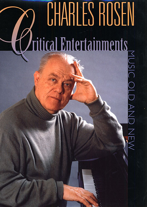 Critical Entertainments – Music Old & New