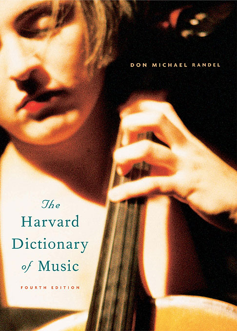 The Harvard Dictionary of Music 4e the princeton dictionary of buddhism