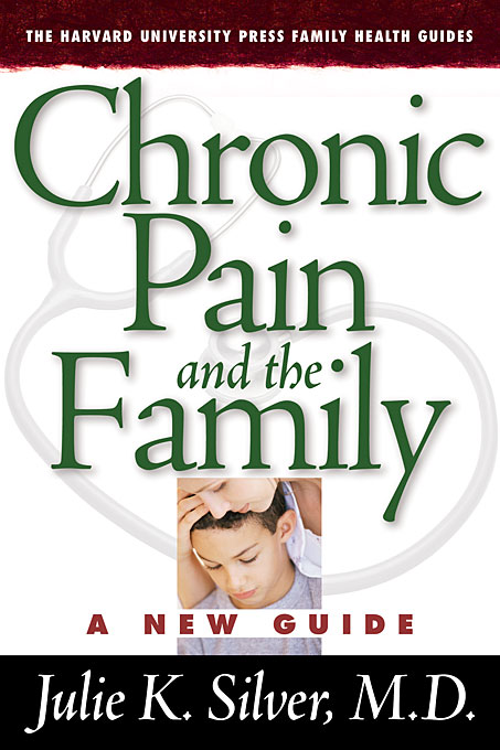 Chronic Pain and the Family – A New Guide цены онлайн