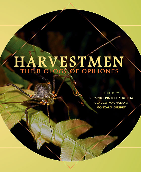 Harvestmen – The Biology of Opiliones the biology of psychological disorders