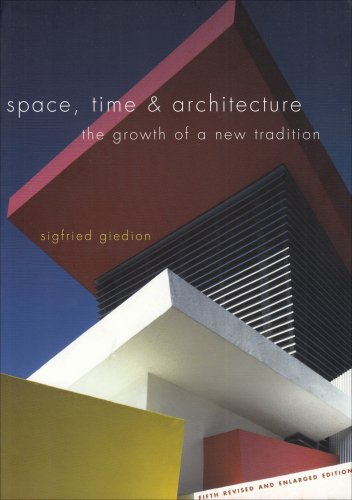 Space, Time and Architecture: The Growth of a New Tradition city center to regional mall – architecture the automobile