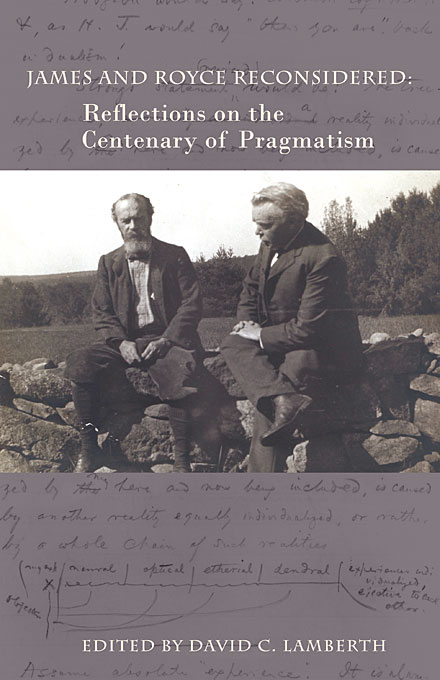 James and Royce Reconsidered – Reflections on the Centenary of Pragmatism dashner james mortality doctrine the rule of thoughts book 2 dashner james