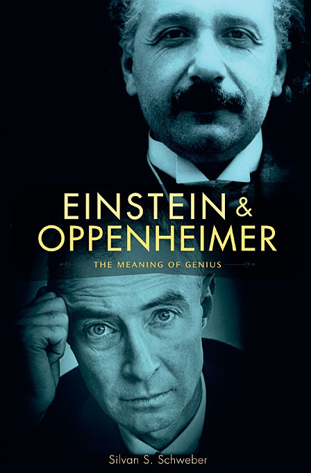 Einstein and Oppenheimer – The Meaning of Genius genius hs 300a silver