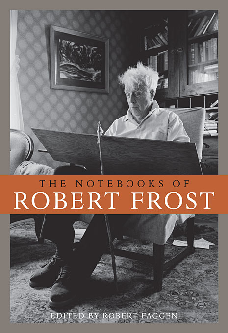 The Notebooks of Robert Frost купить
