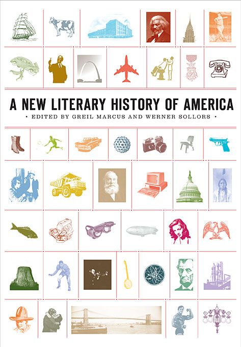 A New Literary History of America a new literary history of america