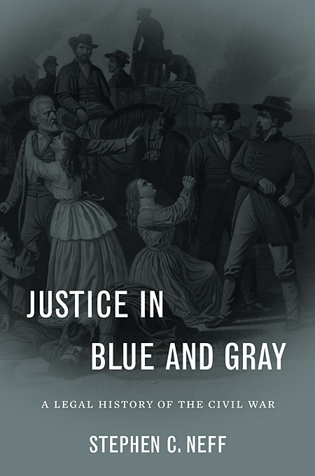 цены  Justice in Blue and Gray – A Legal History of the Civil War