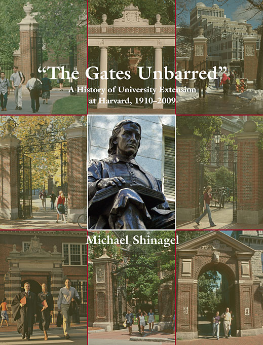 The Gates Unbarred – A History of University Extension at Harvard, 1910–2009 floral printed canvas tote female single shopping bags large capacity women canvas beach bags casual tote feminina