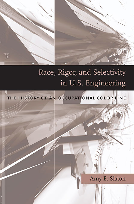 Race, Rigor, and Selectivity in U.S. Engineering –  The History of an Occupational Color Line the springboard in the pond – an intimate history of the swimming pool