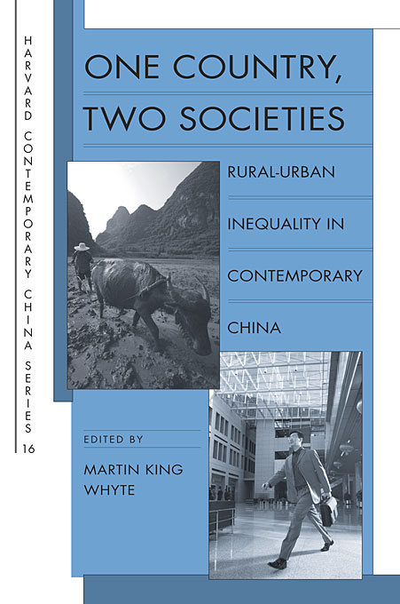 One Country, Two Societies – Rural–Urban Inequality in Contemporary China taylor rural energy development in china