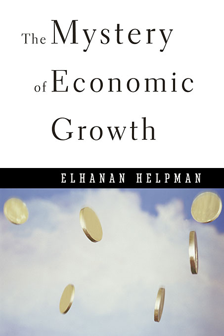 The Mystery of Economic Growth (OISC)