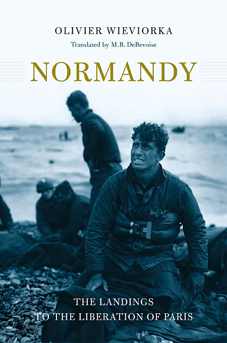 Normandy – The Landings to the Liberation of Paris the heir
