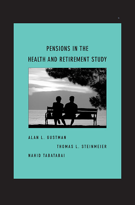 Pensions in the Health and Retirement Study концентрат health