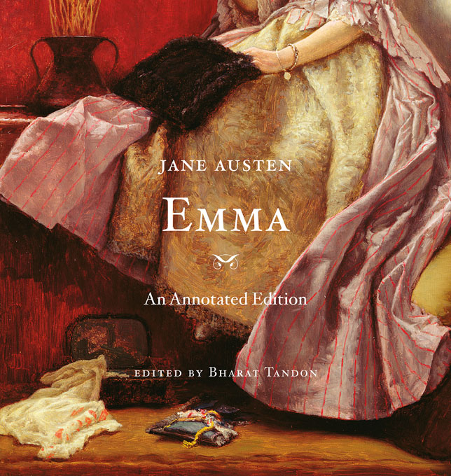 Emma sense and sensibility an annotated edition