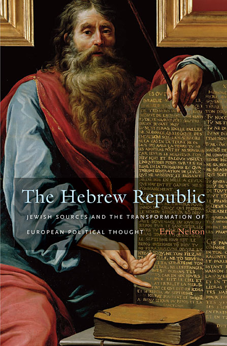 The Hebrew Republic – Jewish Sources and the Transformation of European Political Thought viruses cell transformation and cancer 5