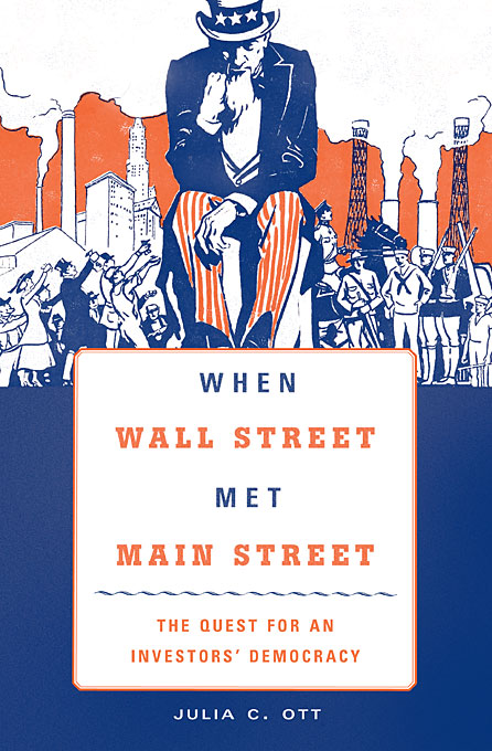 When Wall Street Met Main Street – The Quest for an Investors? Democracy the quest for meaning