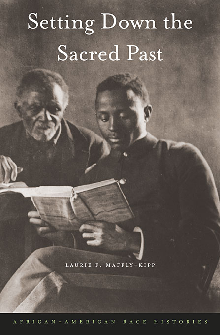Setting Down the Sacred Past – African–American Race Histories the sacred blacksmith vol 9