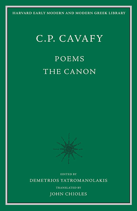Poems – The Canon poems