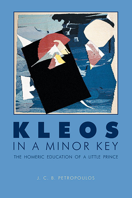 Kleos in a Minor Key – The Homeric Education of a Little Prince homeric hymns – fragments of the epic cycle homerica l057 trans evelyn–white greek