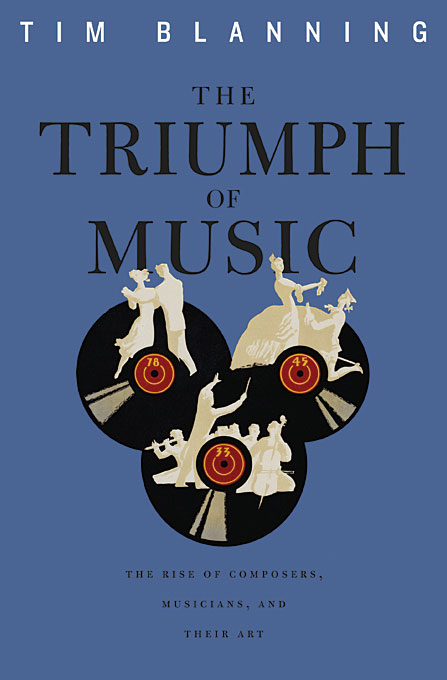 The Triumph of Music – The Rise of Composers, Musicians and their Art (OBE)