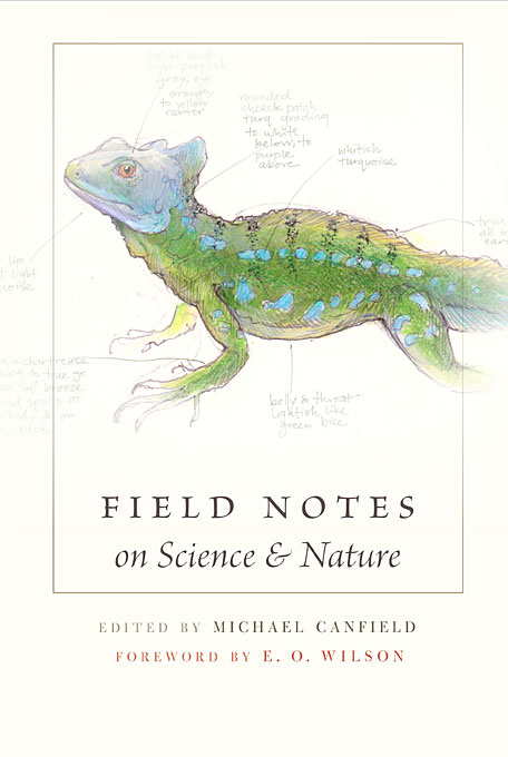 Фото Field Notes on Science and Nature essential notes on civics and ethics