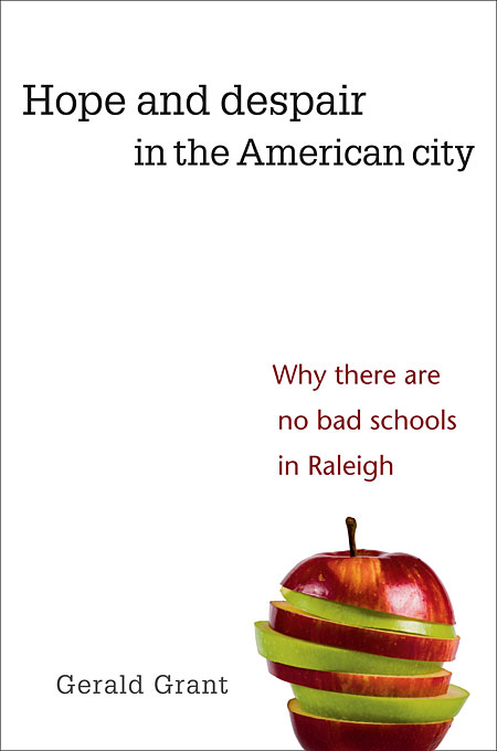Hope and Despair in the American City – Why There Are No Bad Schools in Raleigh in the sea there are crocodiles