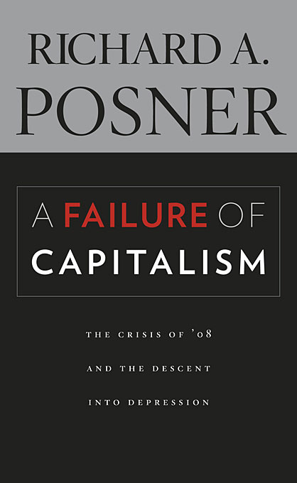 A Failure of Capitalism – The Crisis of ?08 and the Descent into Depression very good lives the fringe benefits of failure and the importance of imagination