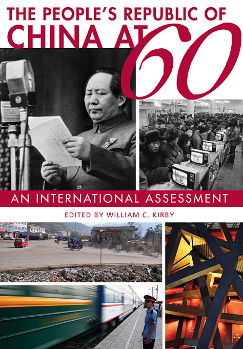The People?s Republic of China at 60 – An International Assessment the people at number 9