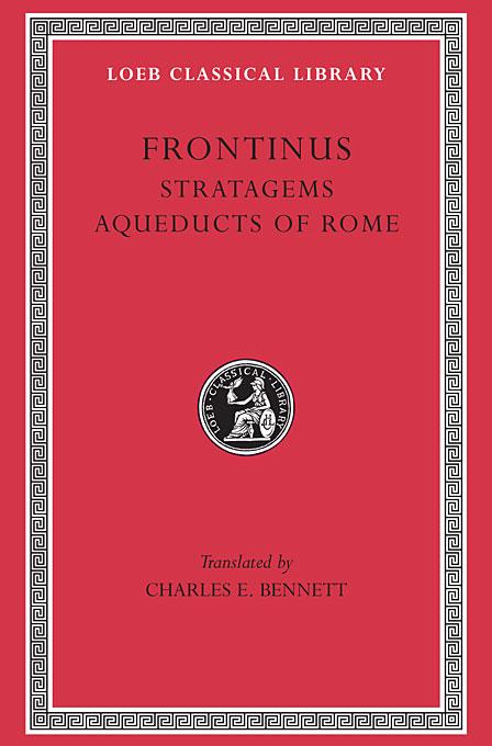 Stratagems, Aqueducts L174 (Trans. Bennett)(Latin) недорого