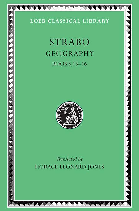 Geography – Book 15 & 16 L241 V 7 (Trans. Jones) (Greek)