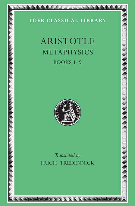 Metaphysics: Books 1-9 moralia – table talk books 1–v1 l424 v 8 trans clement greek