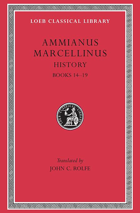 Books L300 V 1 XIV–XIX (Trans. Rolfe)(Latin)