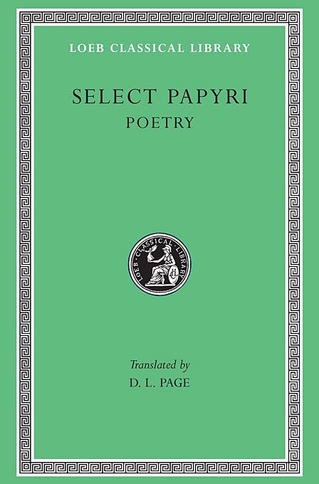 Literary Papyri Poetry L360 V 3 (Trans. Page) (Greek) монитор 27 asus vp278h tn led 1920x1080 1ms vga hdmi