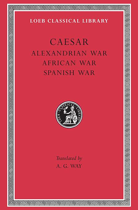 Alexandrian, African & Spanish Wars L402 V 3 (Trans. Way)(Latin) automatic spanish snacks automatic latin fruit machines