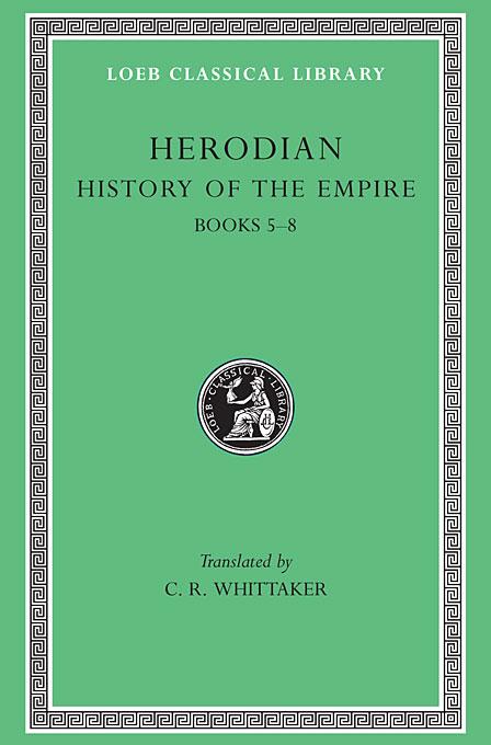 Books V–VIII L455 V 2 (Trans. Whittaker)(Greek) cyropaedia books v–viii l052 v 6 trans miller greek