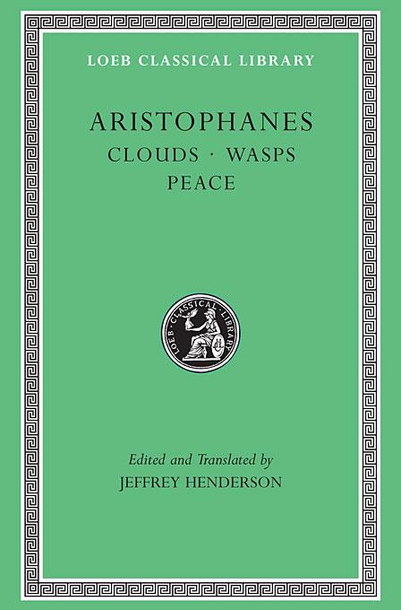 Clouds, Wasps, Peace L488 VII (Trans. Henderson) (Greek) peace