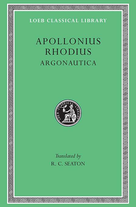 Apollonius Rhodius Argonautica (Trans. Race) (Greek) imagines – philostratus the younger – imagines l256 trans fairbanks greek