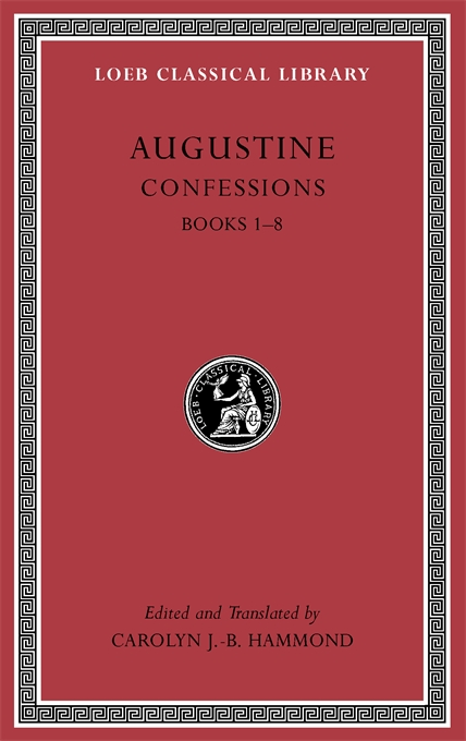 Augustine: Confessions: Books 1-8 confessions of a young novelist