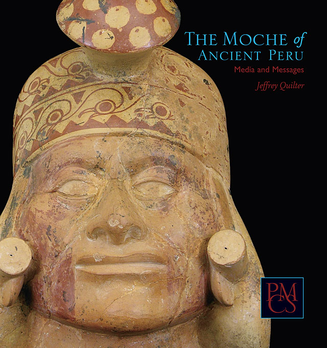 The Moche of Ancient Peru – Media and Messages mural painting in ancient peru