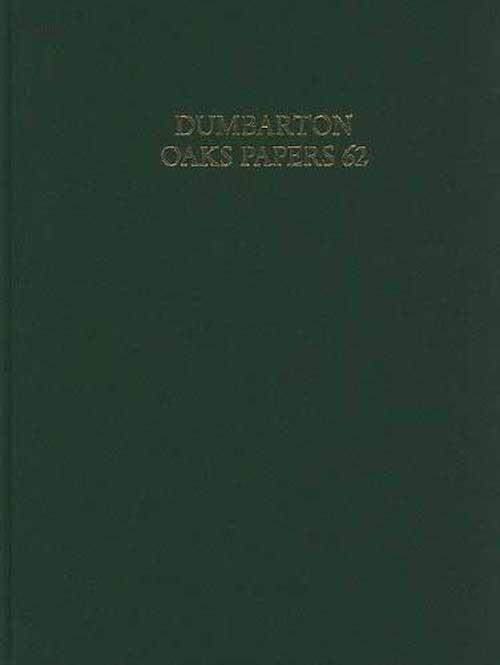 Dumbarton Oaks Papers V62