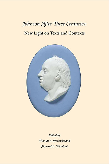 Johnson After Three Centuries – New Light on Texts and Contexts new binomial and new view on light theory