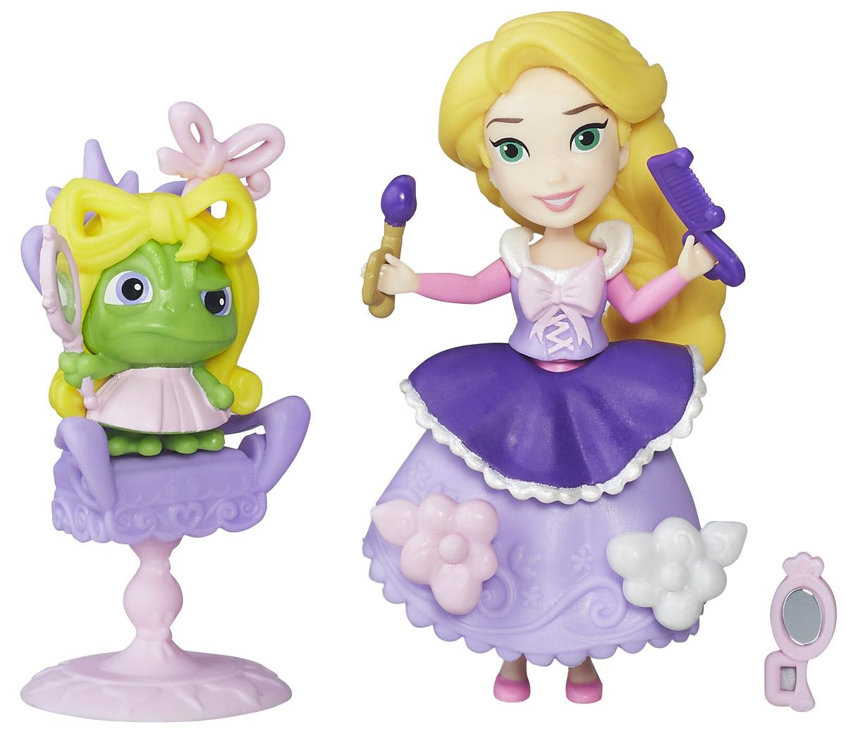 Disney Princess Набор фигурок Rapunzel's Styling Salon disney princess train case
