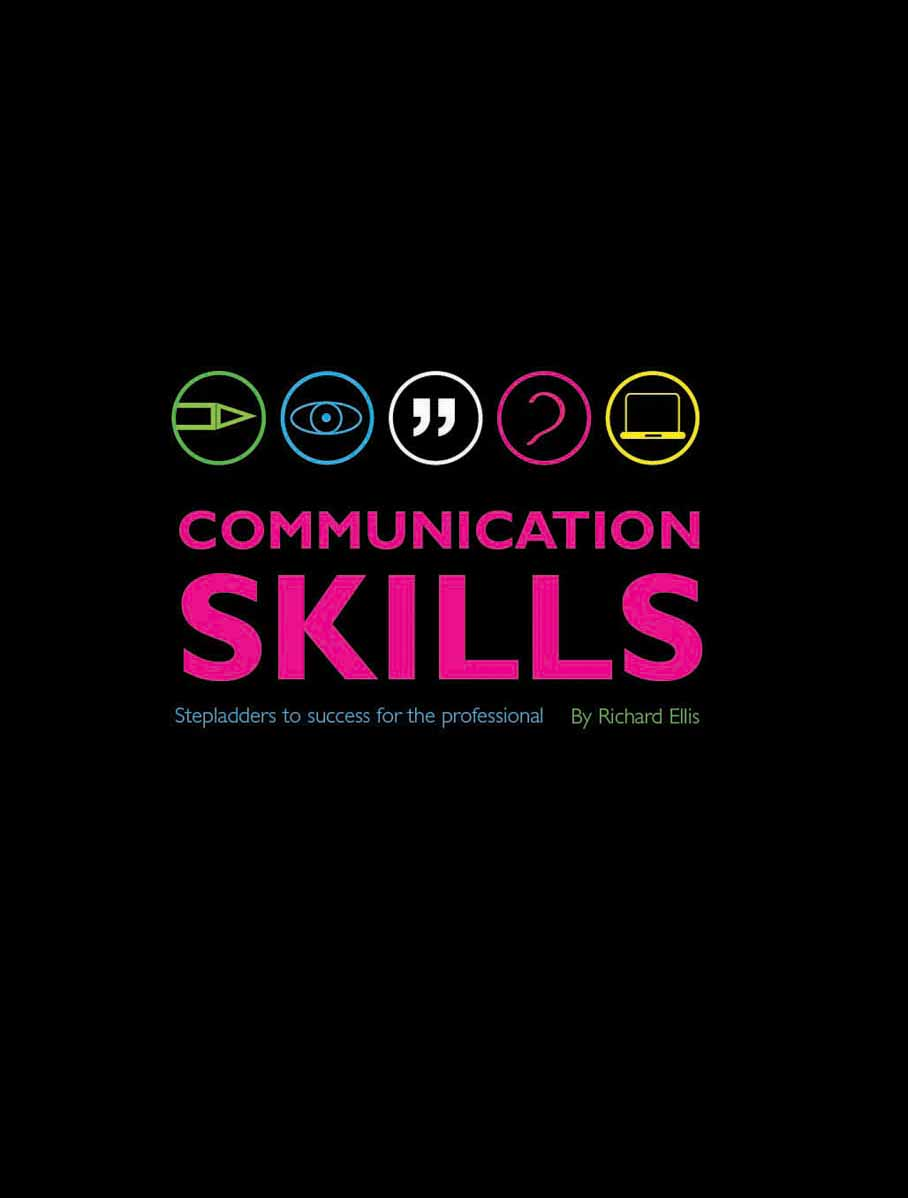 Communication Skills – Stepladders to Success for the Professional