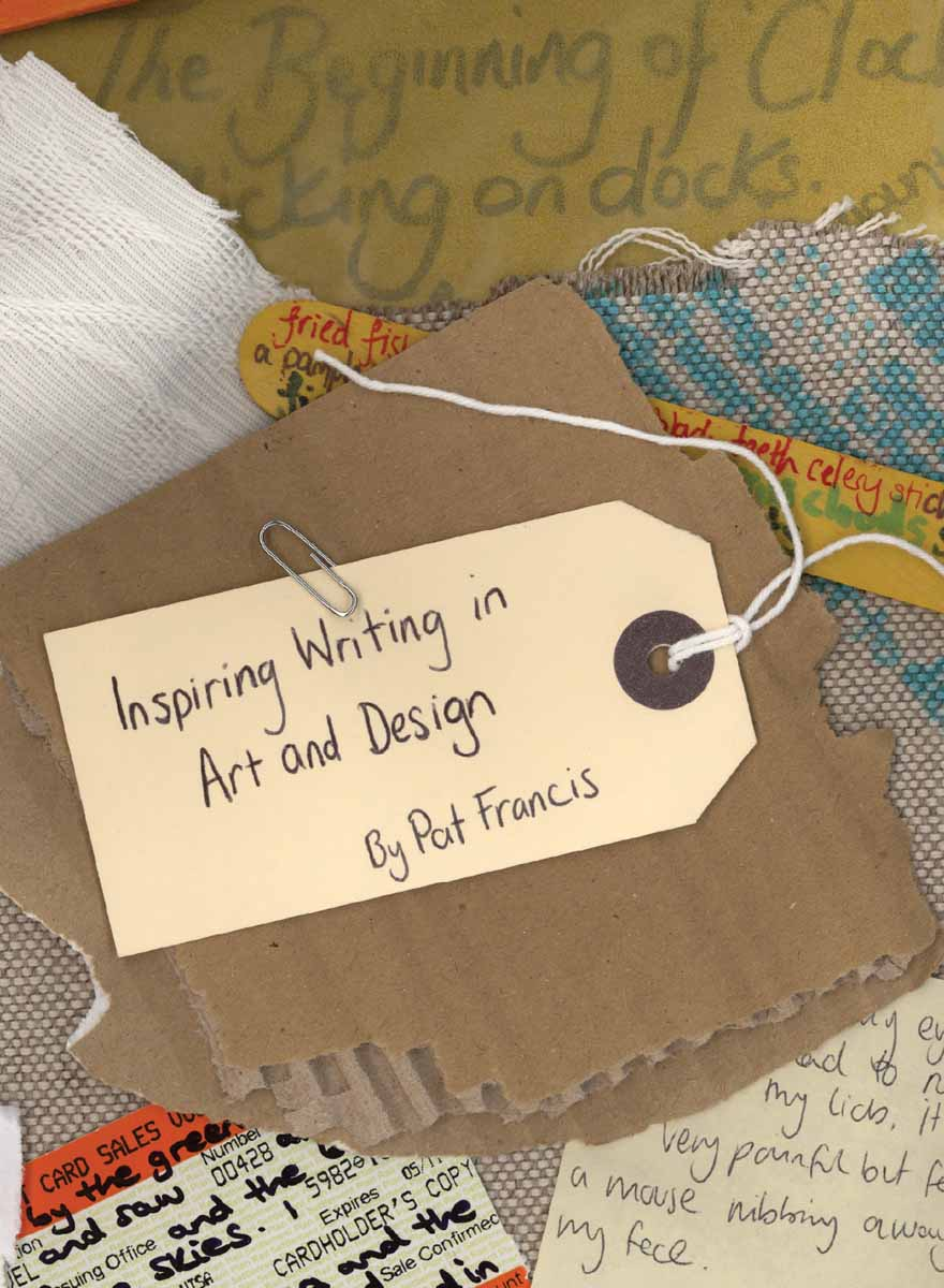 Inspiring Writing in Art and Design – Taking a Line for a Write
