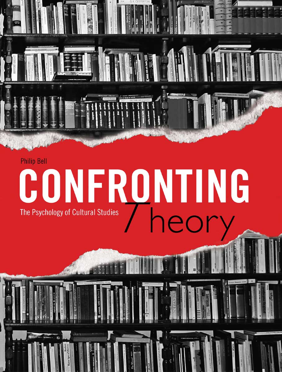 Confronting Theory – The Psychology of Cultural Studies abnormal psychology 4e