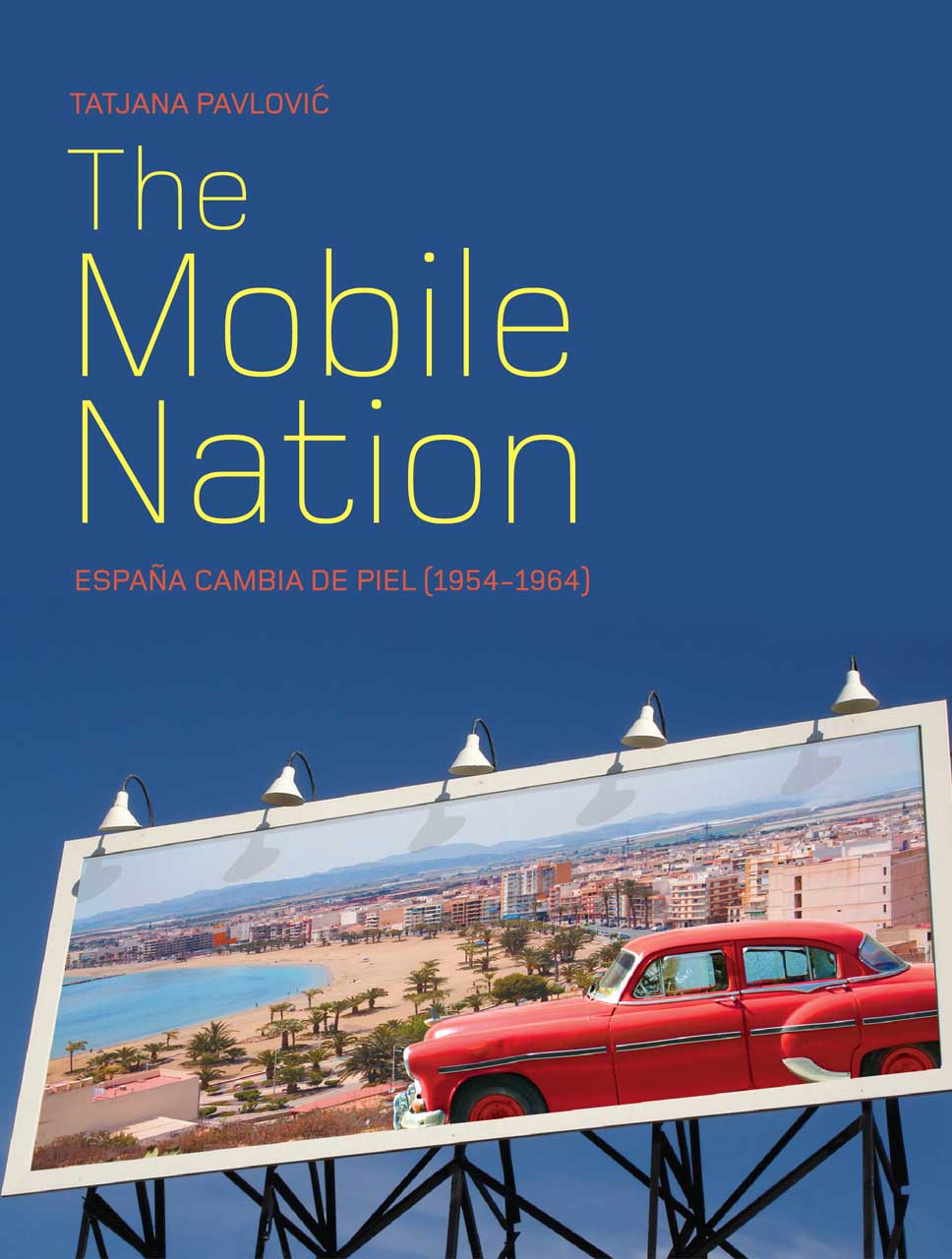 The Mobile Nation – Espana Cambia de piel (1954– 1964) jbl flip 3 ремонт в москве