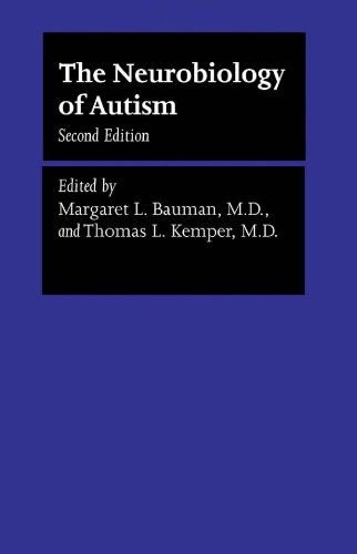 The Neurobiology of Autism 2e the german issue 2e