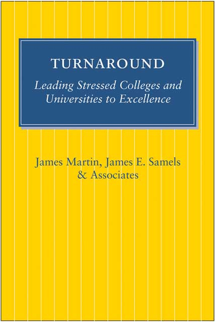 Turnaround – Leading Stressed Colleges and Universities to Excellance nike air turnaround ebay