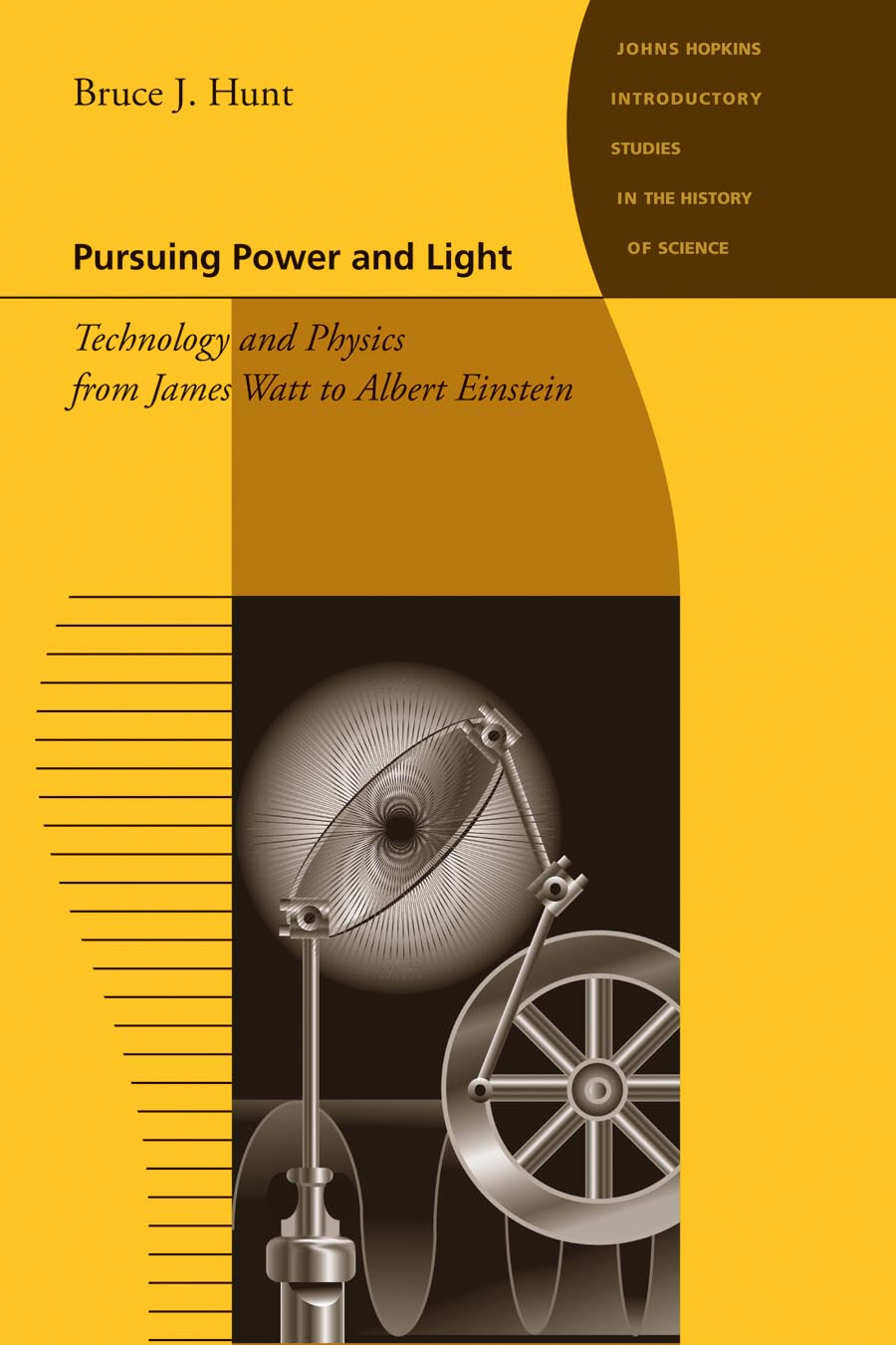 Pursuing Power and Light – Technology and Physics from James Watt to Albert Einstein te0192 garner 2005 international year of physics einstein 5 new stamps 0405