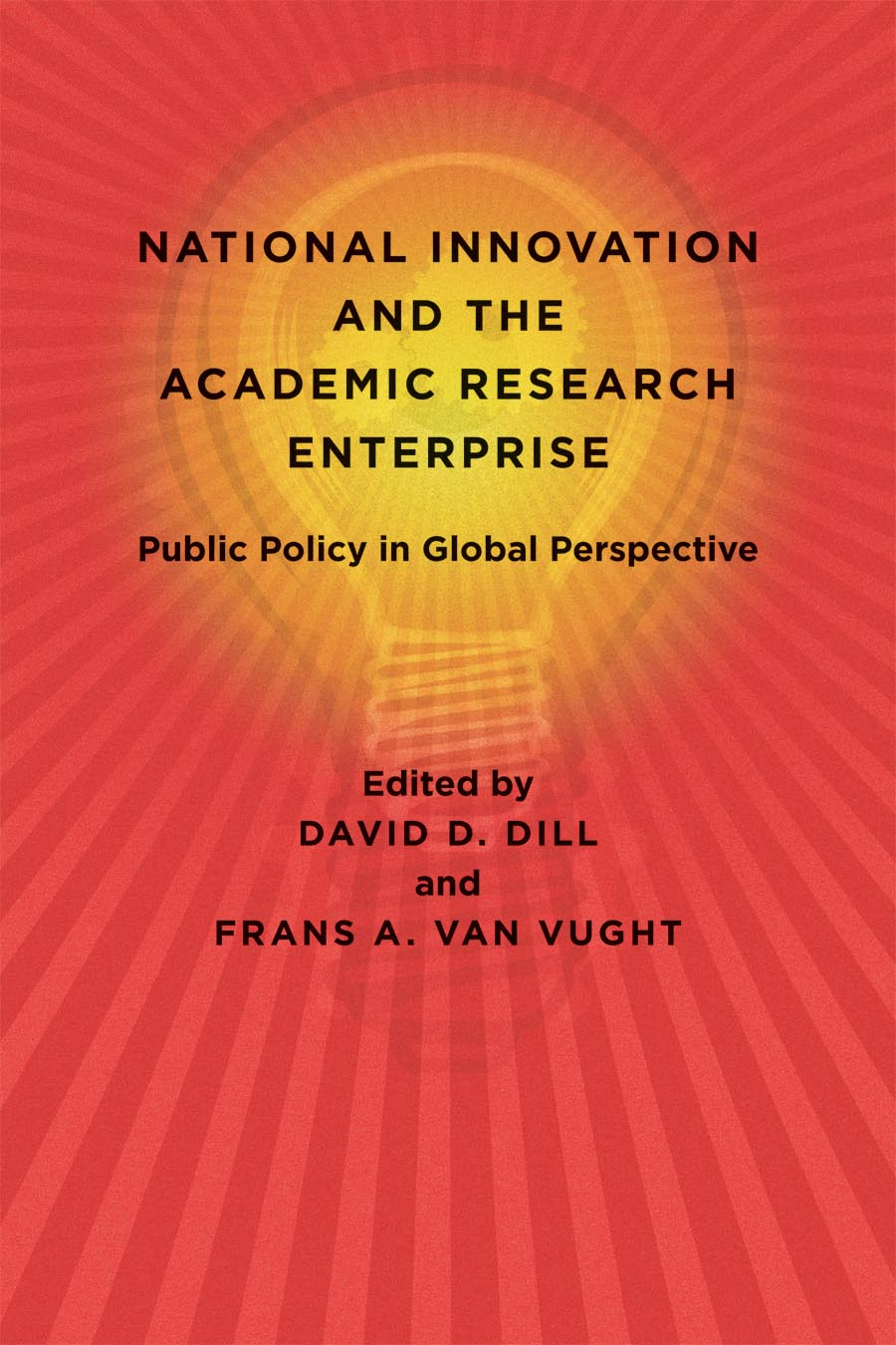 National Innovation and the Academic Research Enterprise – Public Policy in Global Perspective colin jones office markets and public policy